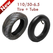 110/50-6.5 Tire Tyre + Inner Tube 2 Stroke 38cc 47 49cc Scooter Motorcycle Mower