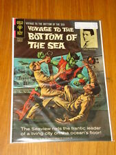 VOYAGE TO THE BOTTOM OF THE SEA #7 VF (8.0) GOLD KEY COMICS FEBRUARY 1967