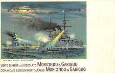 C994) MARINA GUERRA RUSSO GIAPPONESE, CIOCCOLATO E CACAO MORIONDO E GARIGLIO.