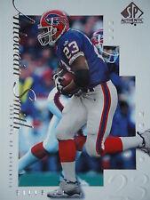 NFL 10 antowain Smith Buffalo Bill TOPPS 2000 SP Authentic