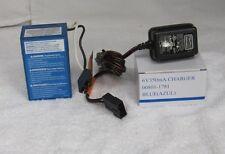 Power Wheels 6V BLUE Battery 00801-1900 & Charger 00801-1483 Genuine