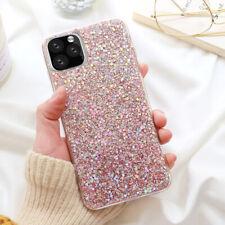 F Iphone 11 Pro Max 8 Plus 7 XS Max XR Cute Bling Glitter Girls Women Case Cover