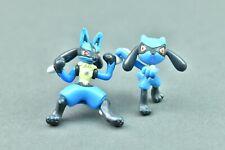 """Pokemon Riolu Lucario Bandai Chou Get Taizen Gashapon Japan Import 1"""""""