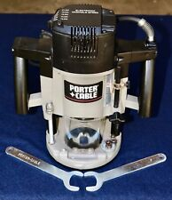 PORTER CABLE 7539 3-1/4 HP 5 SPEED PLUNGE ROUTER