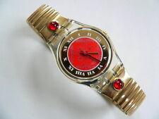 1993 Swatch watch Ladies Tourmaline LK142  New in box