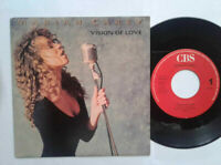 "Mariah Carey / Vision Of Love 7"" Vinyl Single 1990 mit Schutzhülle"