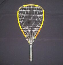 Euc Ektelon RacquetBall Racquet Powerfan Nitro 900 Power Level #917