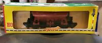 RARE VINTAGE Fleischmann 1486 Freight Car HO Scale Train Original Box GERMANY