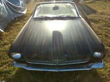 1965 FORD MUSTANG CONVERTIBLE K CODE RARE PROJECT 100k CAR
