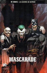 DC COMICS - LA LEGENDE DE BATMAN > TOME 5, MASCARADE / EAGLEMOSS, NEUF