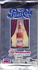 PEPSI - Premium Trading Card Packs (18) by Dart Flipcards #NEW