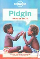Lonely Planet Pidgin Phrasebook & Dictionary, Paperback by Lonely Planet Publ...