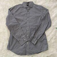 Leggiuno For Banana Republic Mens Size M Long Sleeve Button Down Shirt EUC