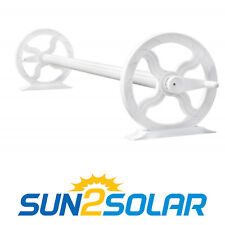Sun2Solar Standard Inground Solar Blanket Reel for Pools up to 20-Foot Wide