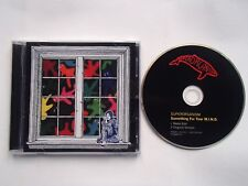 SUPERORGANISM - SOMETHING FOR YOUR M.I.N.D. - MEGA RARE USA PROMO CD