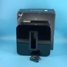 Sonos Wireless Bluetooth Subwoofer 3rd Generation Black #U0132