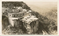 Chattanooga TN * Lookout Mt. Och's Memorial on the Point  RPPC  Cline #1-V-177