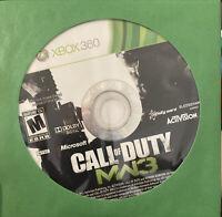 Call of Duty: Modern Warfare 3 MW3 (Microsoft Xbox 360, 2011) Disc only