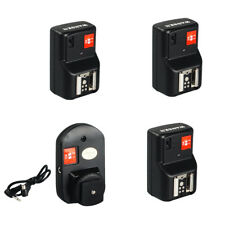 04GY 4CH Wireless Remote Radio Flash    +3 Receiver for