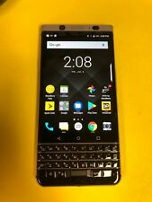 BlackBerry KEYone BBB100-3 - 32GB Silver (Sprint) Clean IMEI - Excellent Cond