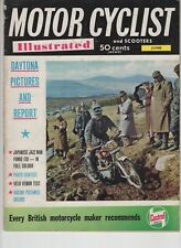 Motor Cyclist and Scooter June 1964 Velo Venom Test British Motorcycle