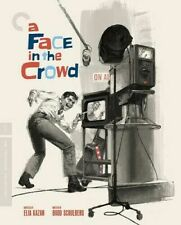 a Face in The Crowd Criterion Collection (andy Griffith) 4k Mastering Blu-ray