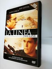 La linea (Azione 2009) DVD film di James Cotten Con Ray Liotta, Andy Garcia