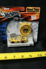 M&M 1:64 scale Nascar Race Car with Stop Watch