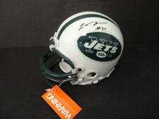 LaMont Jordan Signed Jets Mini Helmet Autograph Auto Absolute Memorabilia