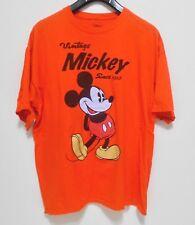 VINTAGE MICKEY MOUSE T-Shirt - Men's Size XL - Disney Classic Tee Shirt X-Large