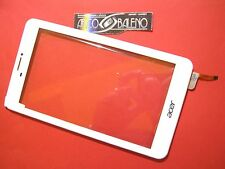 "GLS: VETRO+ TOUCH SCREEN +COVER FRAME PER ACER ICONIA TALK 3G B1-723 7"" DISPLAY"