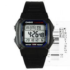 Casio W-800H-1AVDF Sport Training School Digital Watch