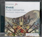 VIVALDI: FLUTE, OBOE & BASSOON CONCERTOS - CD (2011) ENGLISH CONCERT / PINNOCK