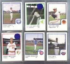 1986 Pro Cards IOWA CUBS Team Set (26) - Dave MARTINEZ, Terry FRANCONA - #EL_#4L