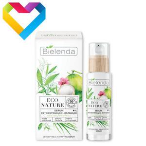 Bielenda Eco Nature DETOXIFYING & MATTIFYING SERUM For Combination Skin 30ml