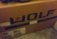 New listing Wolf Is15S 15 Inch Electric Steamer Module Stainless