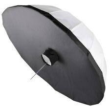 walimex Durchlichtreflektor schwarz/weiß Ø180cm