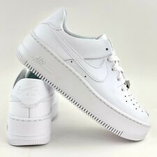 Nike Air Force 1 Sage Low Triple White Women's Sneakers B Grade Shoes AR5339 100