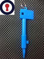 Locksmith Lock tool Cam turner, Euro, Oval and Upvc Gearbox 1st P&P