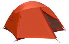 Marmot Catalyst Lightweight 3 Person Hiking Tent - Rusted Orange/Cinder