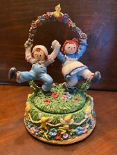 Raggedy Ann & Andy Music Box
