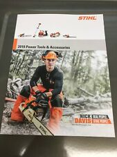 2019 Stihl Full Line Catalog power tools & accessories (192 pages)