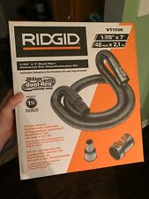 "1-7/8"" x 7' Tug-A-Long Locking Vacuum Hose f/ RIDGID Wet/Dry Shop Vac VT1720"