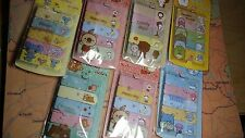 a set of 7 Memo stickey note animals bear 4 patterns
