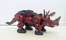 Zoids Tomy Hasbro 2002 Red Horn Action Figure Used Loose