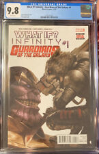 What If? Infinity - Guardians of the Galaxy #1 (2015) CGC 9.8 White Pages