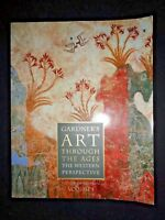 Gardner's Art Through the Ages Western Perspective 11th Edition Volume I History