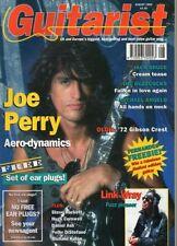 December Guitarist Monthly Music, Dance & Theatre Magazines