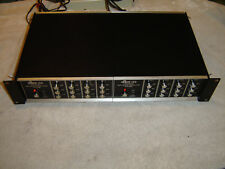 DBX 155, Pair, 4 Channel Tape Noise Reduction System, Vintage Rack
