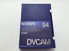 Sony DVCAM Tape PDV-94N Avanced